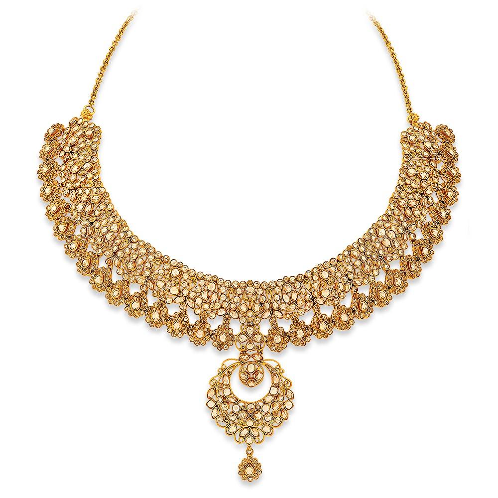 capricia-gold-set