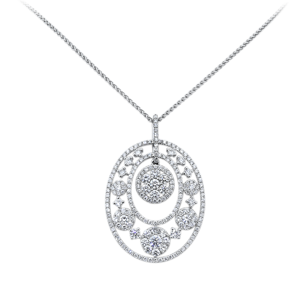 Constellation Diamond Necklace