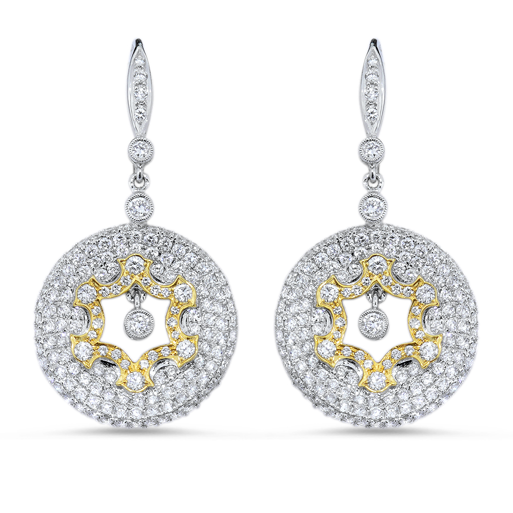 Divinity Diamond Earrings