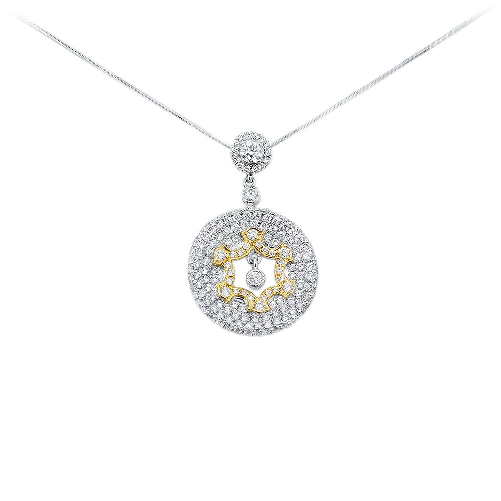 Divinity Diamond Necklace
