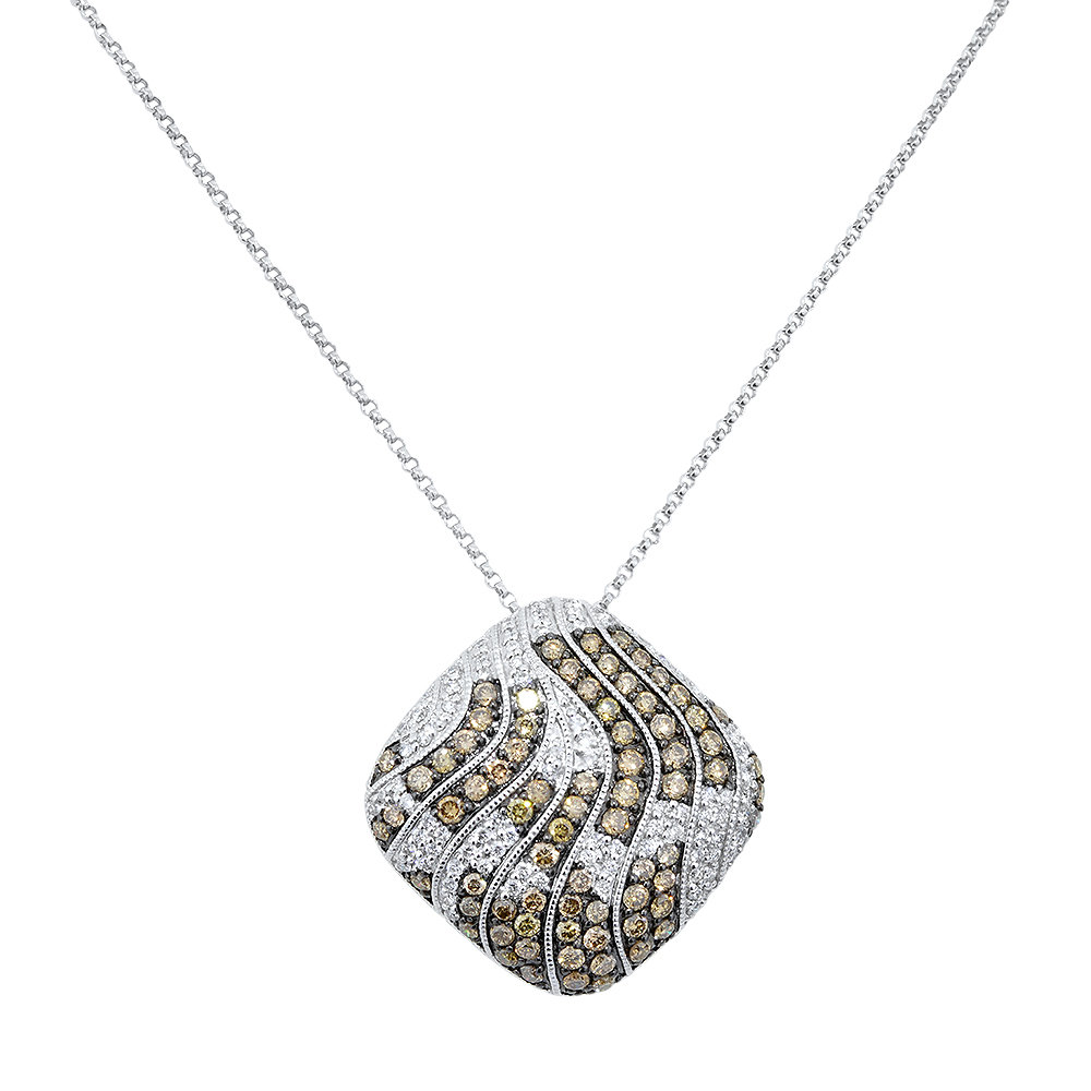 Felicia Diamond Necklace