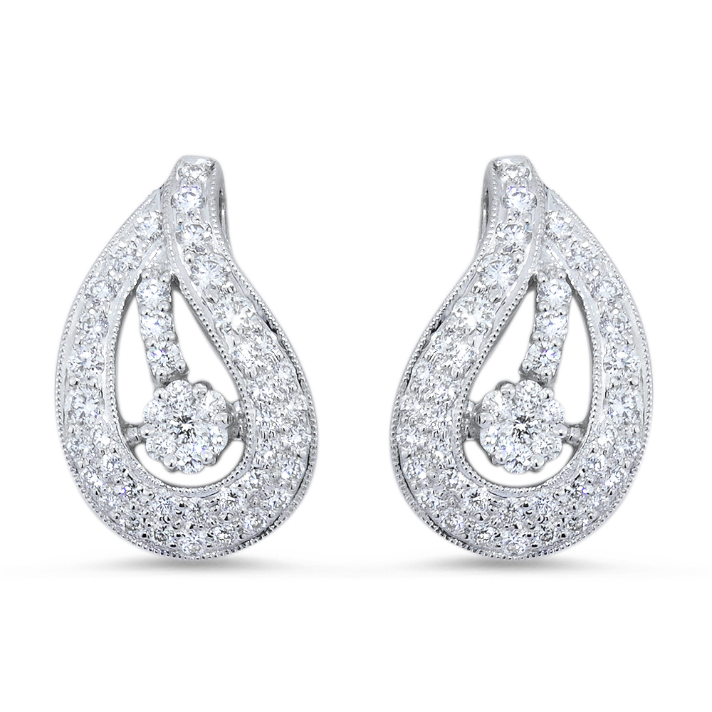 Juliana Diamond Earrings
