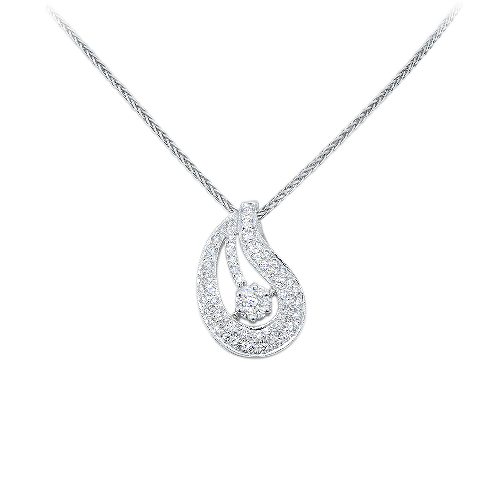 Juliana Diamond Necklace