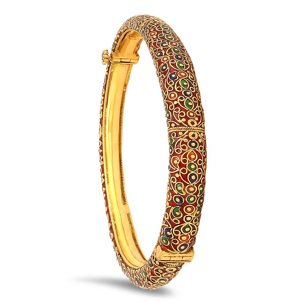 reena-gold-bangle