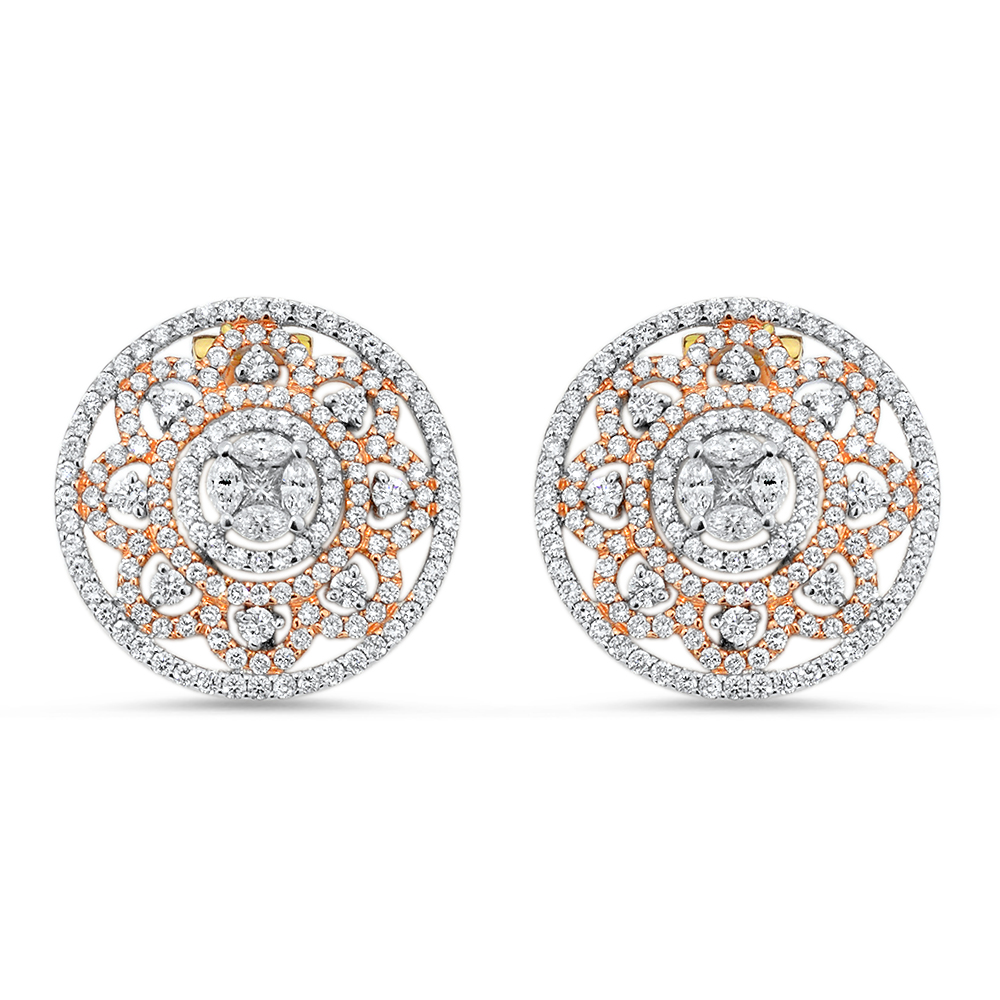 Solaris Diamond Earrings