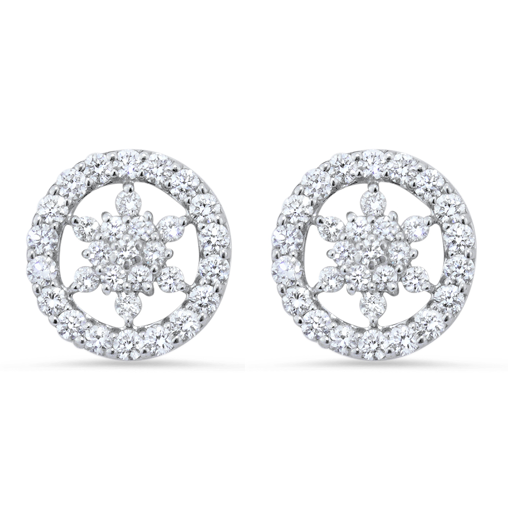 Starlight Diamond Earrings
