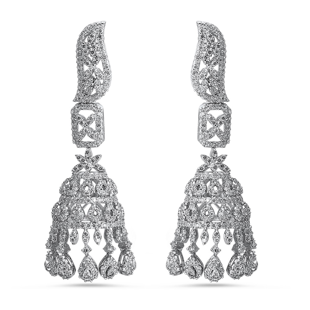 Regency Diamond Earrings
