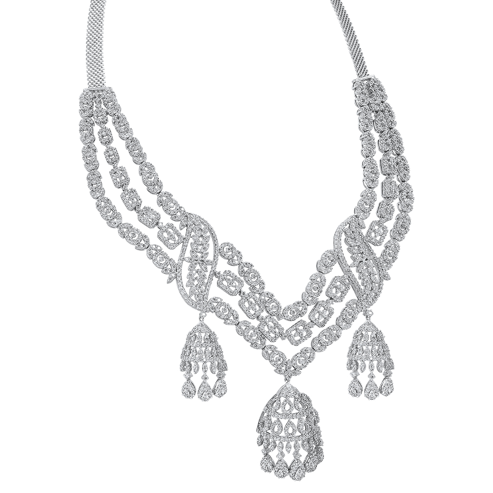 Regency Diamond Necklace