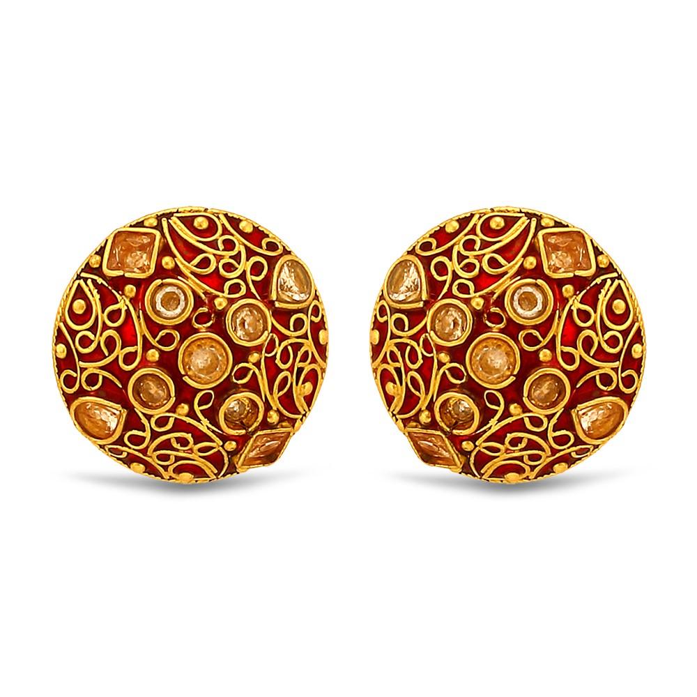 minara-gold-earrings
